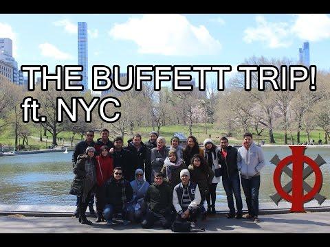 THE BUFFETT TRIP FT. NYC!!!