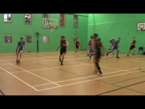 Derby Trailblazers Academy EABL 68-Hartlepool College 47 (Friendly)