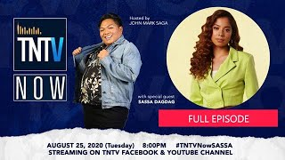 TNTV Now with Sassa Dagdag | Full Episode