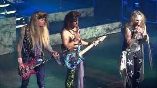 Steel Panther - The Shocker (Live - AB - Brussels - Belgium - 2015)