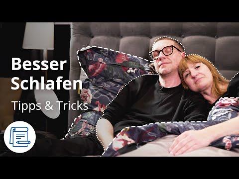 Video: 5 Tipps für erholsamen Schlaf  | IKEA Tipps & Tricks