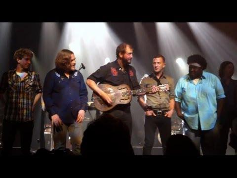 Bon Iver Rare Encore Skinny Love Live at The Ryman -Crowd Sourced Music Video
