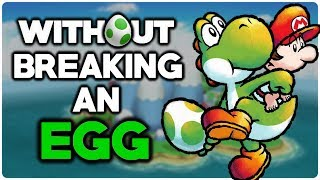 How many eggs does it take to beat Yoshi