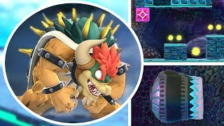 Can Giga Bowser Survive the Bonus Stage in Super Smash Bros Ultimate? (Race to the Finish)