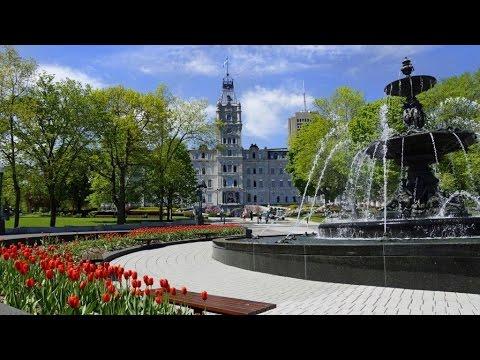 Québec, destination 4 saisons