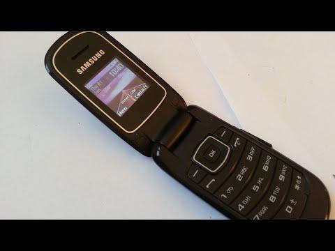 Samsung GT-E1150i Mobile Phone