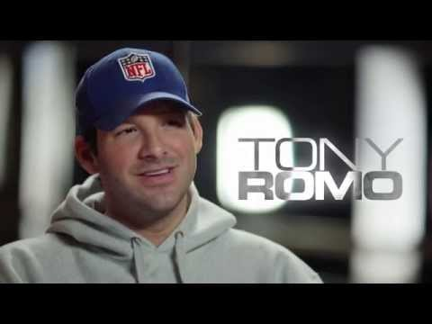 Tony Romo and Erin Andrews interview