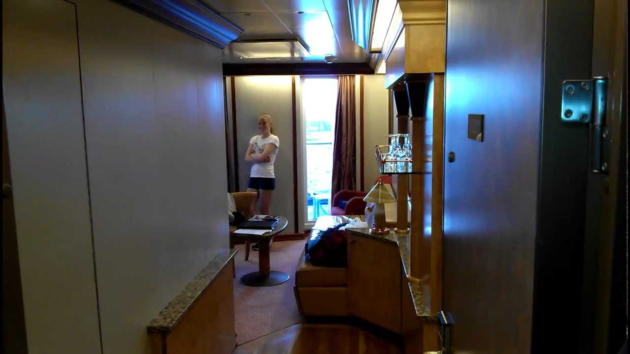 Carnival Legend Vista Suite 4237 Room Amp Balcony Youtube