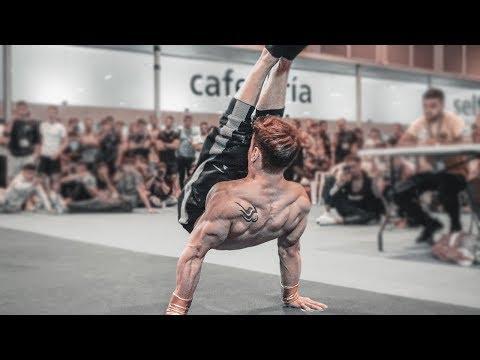 Andrea Larosa. SWUB2 World Championship 2018.