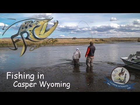 Fly Fishing In Wyoming With Guides!| Life Of A Guide