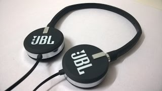 JBL T26C On Ear Headphone Review