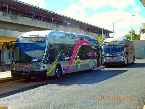 🚍/💺 Metro Urbano (San Juan, Puerto Rico) to Toa Baja [ FRONT VIEW ]... FULL RIDE!