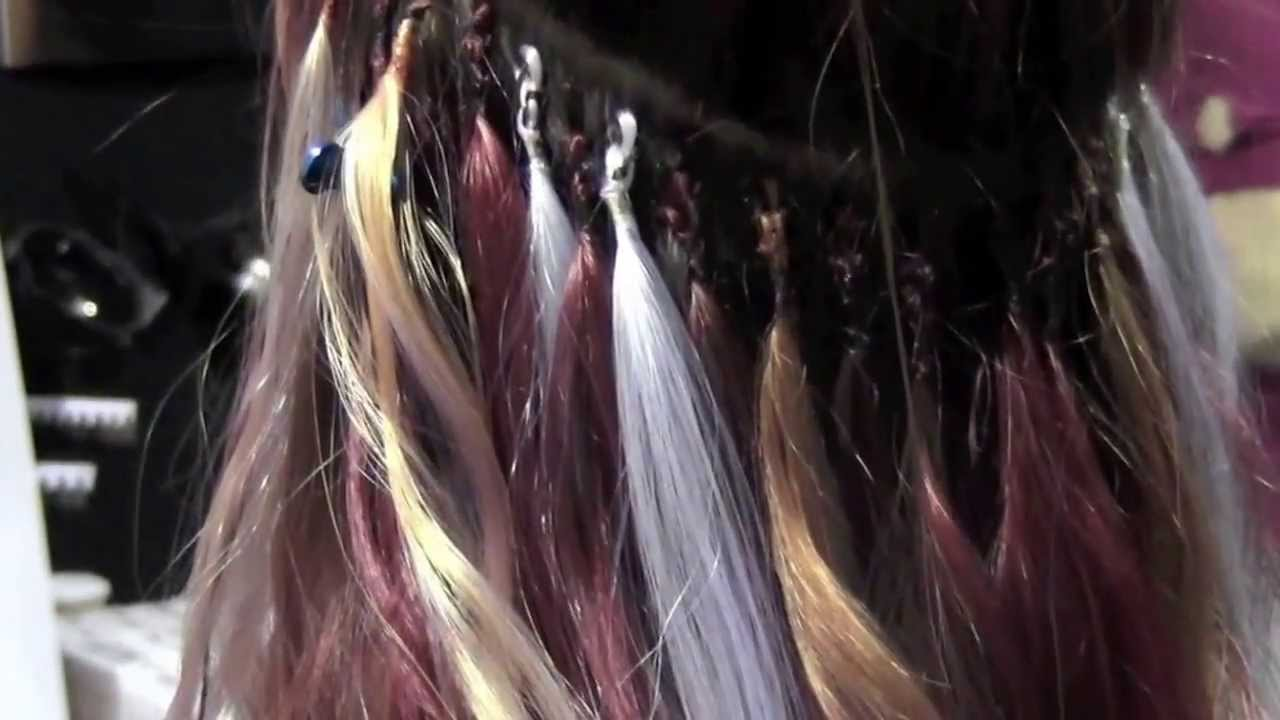 Susie Smith Hollywood Hair Extensions At The 2013 Isse Show Youtube