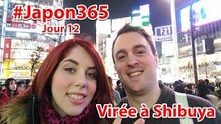 Visite de Shibuya à Tokyo et test du Genki Sushi ! (vlog Japon #12)