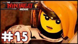 LEGO Ninjago The Movie - Videogame - Part 15 - Iron Lady! (Gameplay Walkthrough HD)