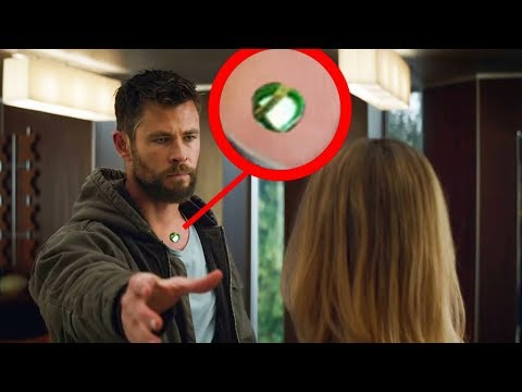 Avengers End Game Easter Eggs You Missed