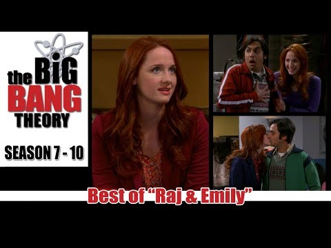 "Best of Big Bang Theory - ""Raj & Emily"" Revised"