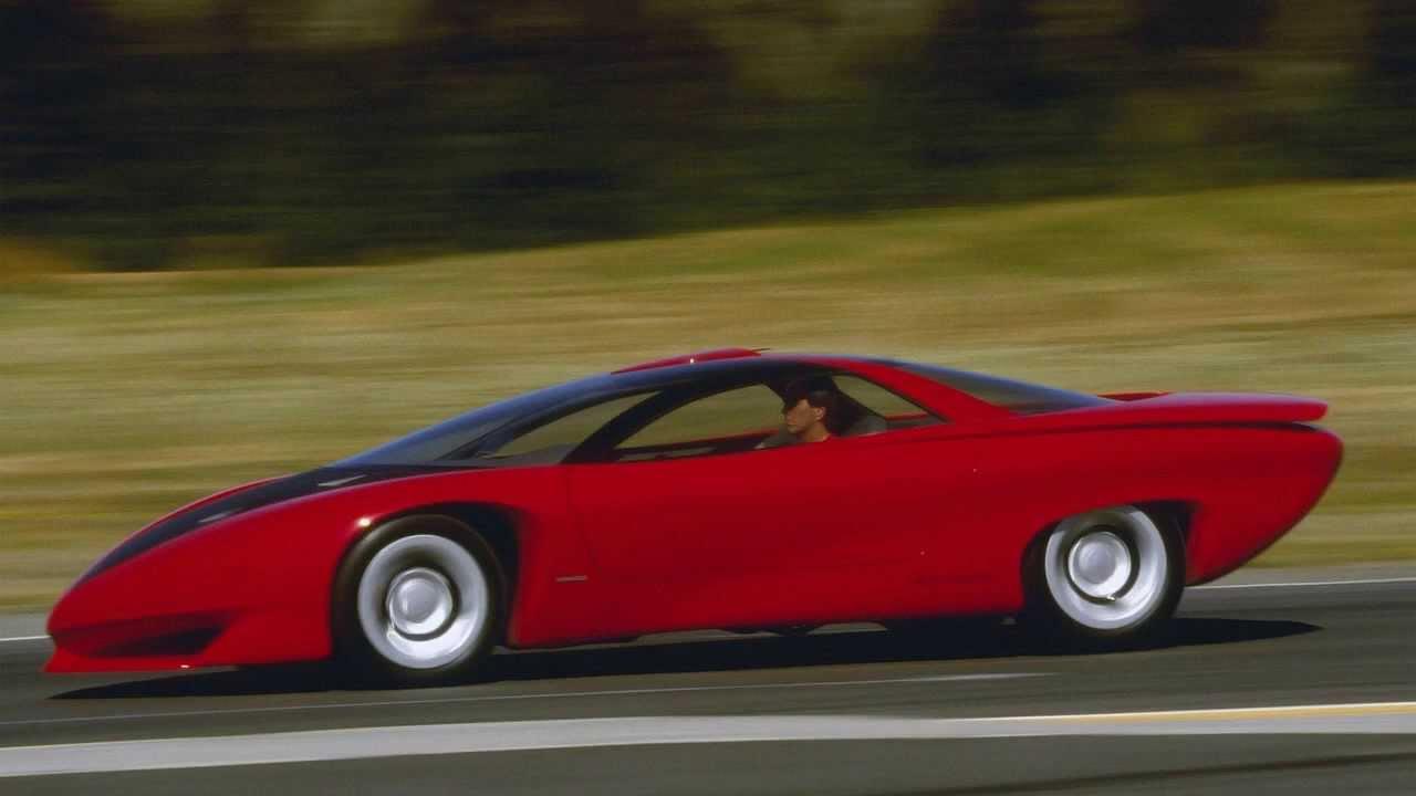 Banshee concept car