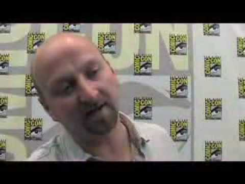 Neil Marshall interview at Comic Con. Doomsday