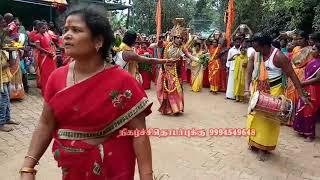 அருள் வந்து ஆடும் பெண்கள் PAMBAI SONG