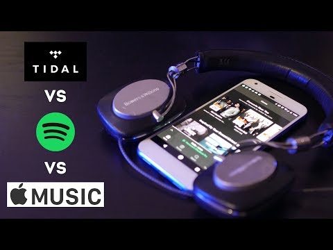 ลองใช้ Spotify เปรียบเทียบกับ Tidal และ Apple Music จะเลือกตัวไหนดี?