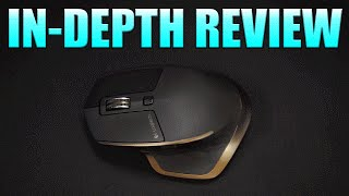 Logitech MX Master In-Depth Review | Great Mouse, Not For Gamers