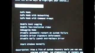 How to access safe mode in windows 8, 8.1 and 10 (Get F8 Back!!)