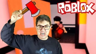 Roblox - FLEE THE FACILITY - PC - DANIEL É UMA BESTA!