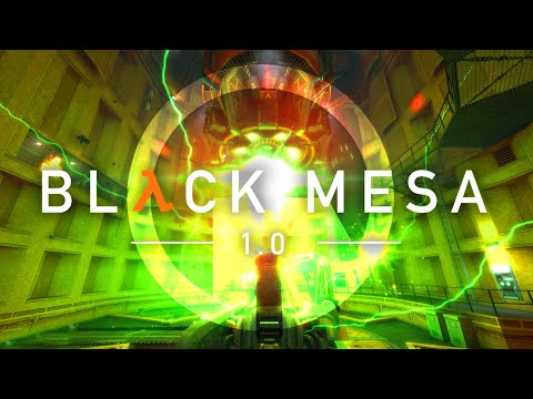 Black Mesa - 1.0 Gameplay Launch Trailer
