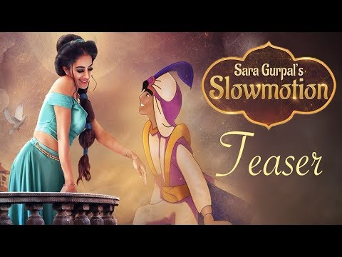 Slow Motion | Slow Motion Teaser | Sara Gurpal | Latest Punjabi Songs 2017 | Yellow Music