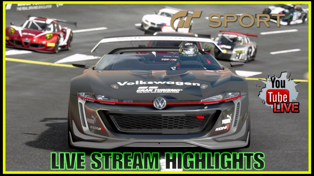 gt sport beta live stream gameplay online race northern isle speedway ps4 pro youtube. Black Bedroom Furniture Sets. Home Design Ideas
