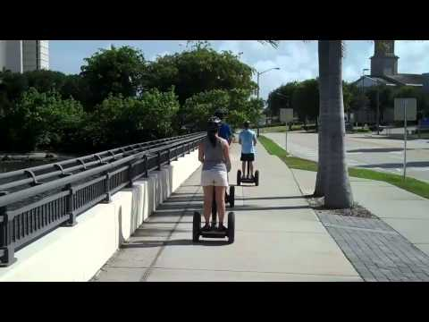 Florida Segway Tours | Palm Beach Tourist Info