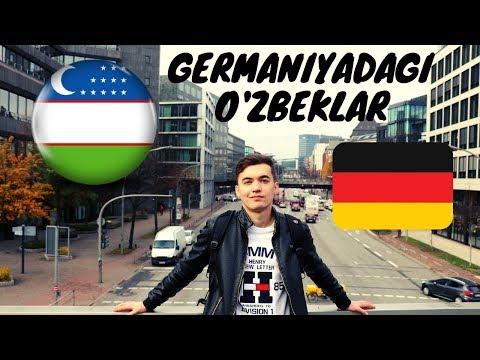 GERMANIYADAGI O'ZBEKLAR // UZBEKS IN GERMANY