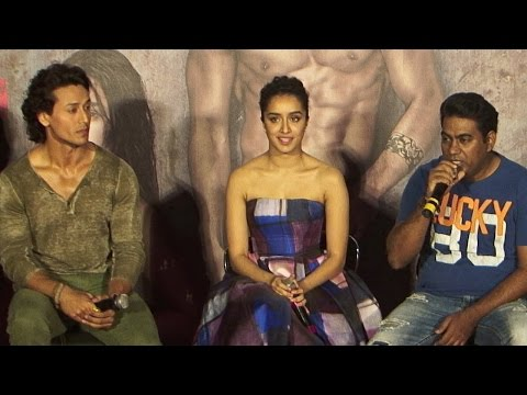 Baaghi Official TRAILER Launch Ft Tiger Shroff & Shraddha Kapoor |  FULL VIDEO