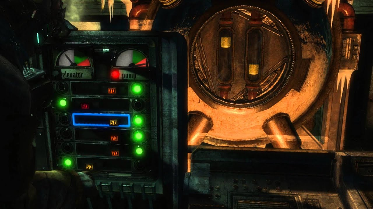 maxresdefault dead space 3 how to activate both pump and lift (collect the dead space 3 fuse box at metegol.co