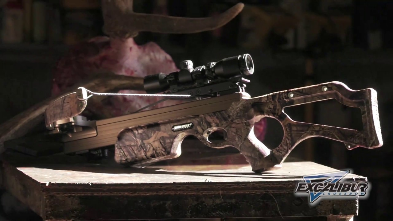 Excalibur Crossbows – Schupbach's Sporting Goods