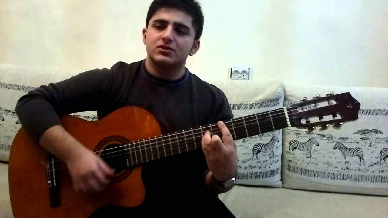 Quest Pistols - С неба до земли (Guitar cover) - YouTube