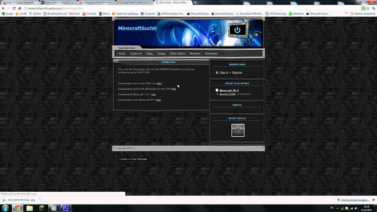 MinecraftSuchtiXL YouTube Gaming - Minecraft pocket spieletipps