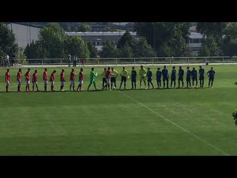 Hoffenheim U17–Bayern München U17 (U17 Bundesliga)