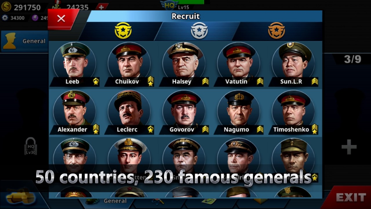 World Conqueror 4 - by EasyTech - Strategy Games Category