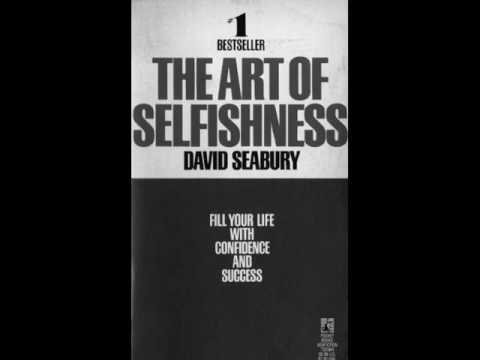 Art Of Selfishness_Preface, Introduction, Chapters 1 - 5