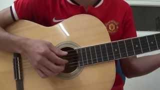 Cung đàn buồn guitar cover by Cường Lightning