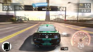 NeeD FoR SpeeD NO LIMITS : UltraHigh Graphics With Motion Blur On!