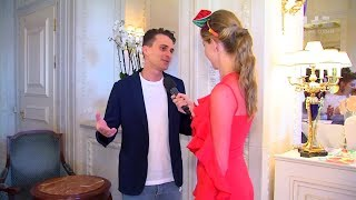 Олександр Скічко розповів, як робив коханій пропозицію у Дубаї
