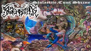 KROTCHRIPPER - Stalactite Cunt Shrine (2015)