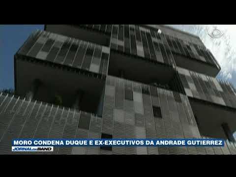 Moro Condena Duque E Ex-executivos Da Andrade Gutierrez