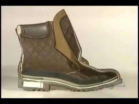 Proses Pembuatan Sepatu Boots
