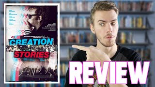 Creation Stories (2021) - Movie Review