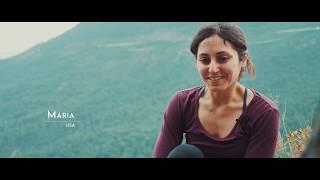 Calm High Above - a short highline documentary