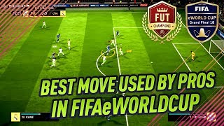 Video FIFA 18 MOST SUCCESSFUL ATTACKING MOVE USED BY PROS in FIFAeWORLDCUP in MANCHESTER! FIFA 18 TUTORIAL download MP3, 3GP, MP4, WEBM, AVI, FLV Agustus 2018